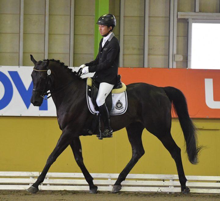 第71回 全日本馬場馬術大会partⅡ 2019